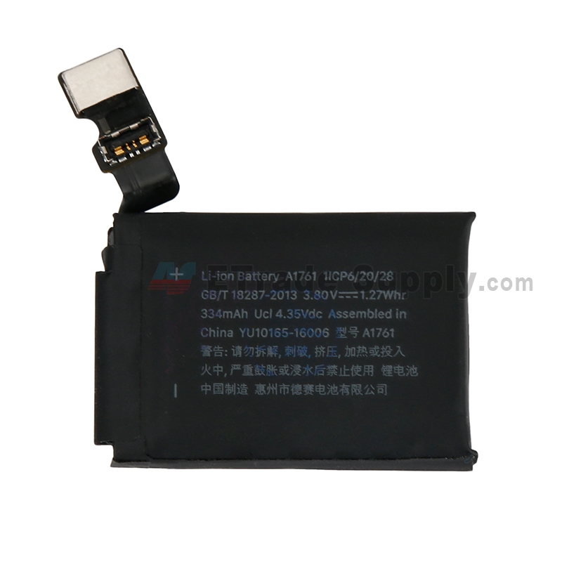 For Apple Watch 2 Battery Replacement - 42mm - Grade S+
