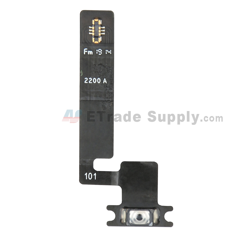 For Apple iPad Air 3 Power Button Flex Cable Ribbon Replacement - Grade S+