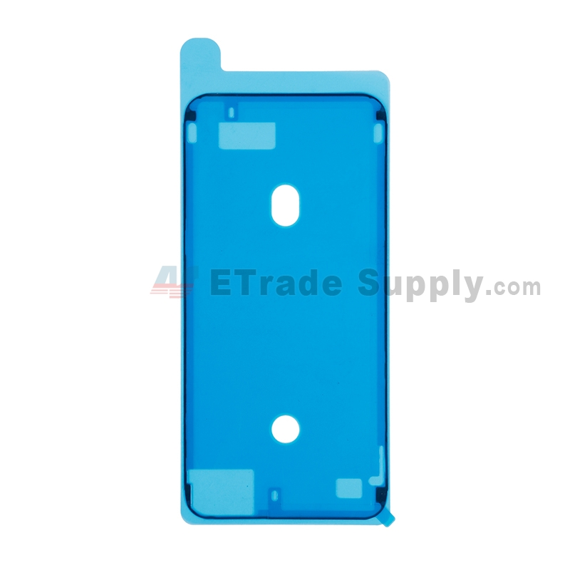 For Apple iPhone 7 Plus Digitizer Frame Adhesive Replacement - Black - Grade S+