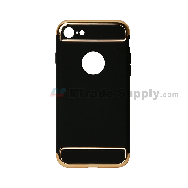 For Apple iPhone 7 Protective Case - Black - Grade R