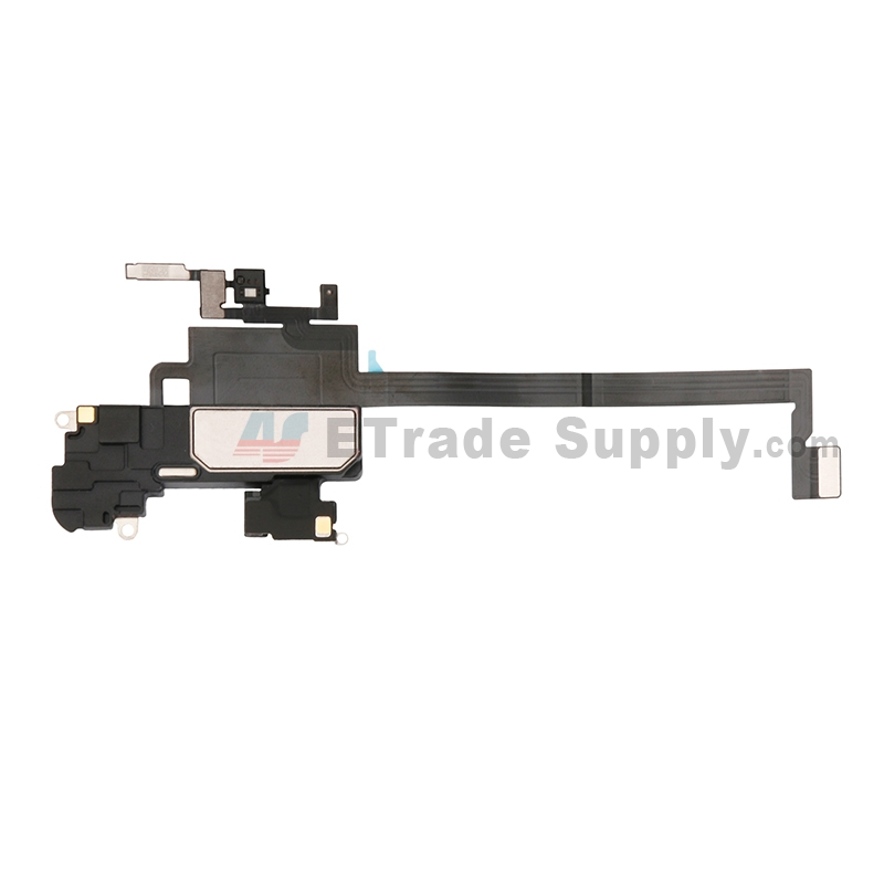 For Apple iPhone XS Max Ear Speaker with Sensor Flex Cable Ribbon Replacement - Grade S+