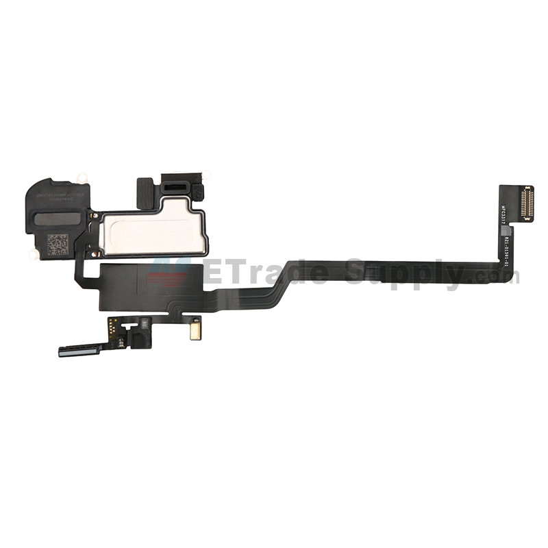 For Apple iPhone X Ear Speaker with Sensor Flex Cable Ribbon Replacement - Grade S+