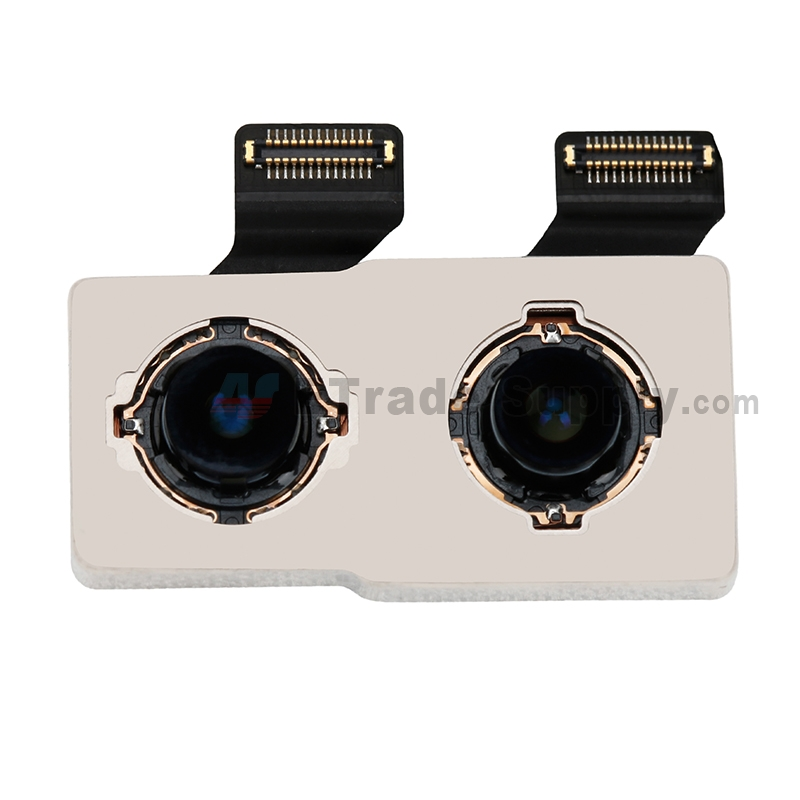 For Apple iPhone X Rear Facing Camera Replacement - Grade S+
