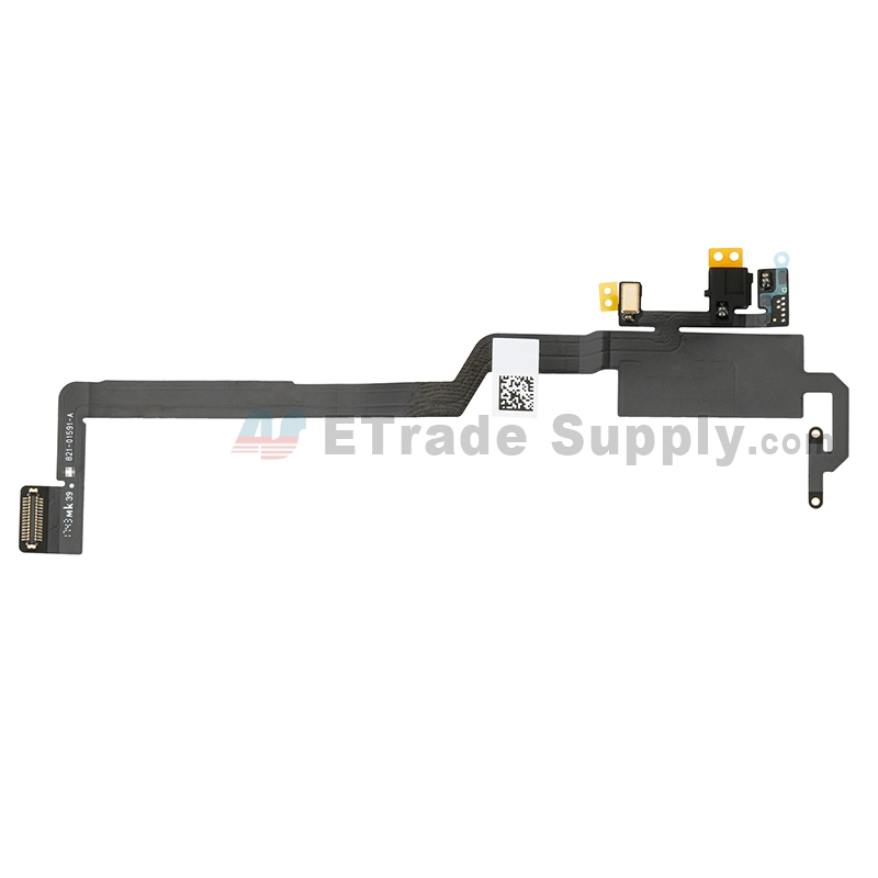 For Apple iPhone X Sensor Flex Cable Ribbon Replacement - Grade S+