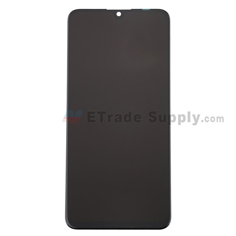 For Huawei P Smart 2019 LCD Screen and Digitizer Assembly Replacement - Black - Without Logo - Grade S+