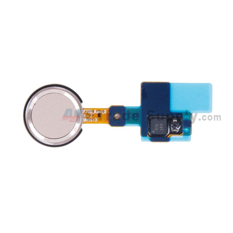For LG G5 H840/H850 Fingerprint Sensor Flex Cable Ribbon Replacement - Gold - Grade S+