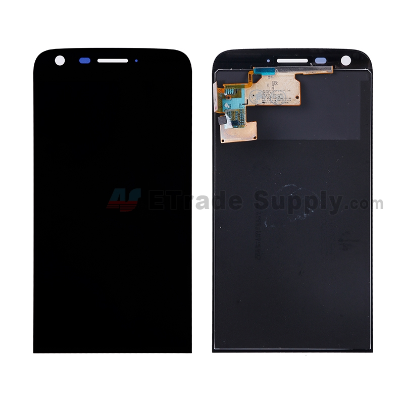 For LG G5 H840/H850 LCD Screen and Digitizer Assembly Replacement - Black - Without Any Logo - Grade S+