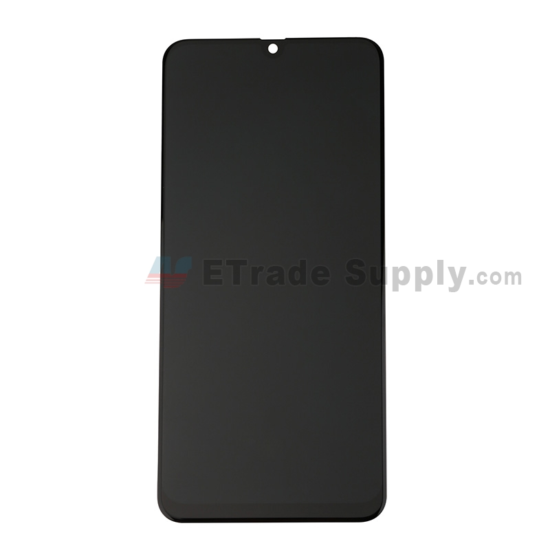 For Samsung Galaxy A50/A505 LCD Screen and Digitizer Assembly Replacement - Black - Without Logo - Grade S+