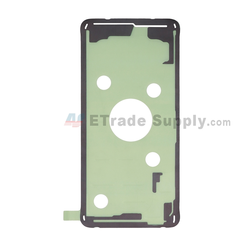 For Samsung Galaxy S10 Series Battery Door Adhesive Replacement - Grade S+