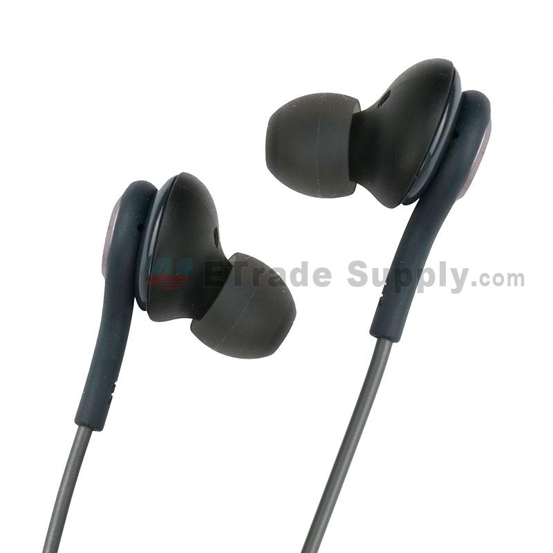 For Samsung Galaxy S8 / S8 Plus Series Earpiece / Earphone - Black - Grade S+