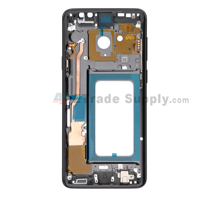 For Samsung Galaxy S9 Plus Series Partition Replacement - Gray - Grade S+