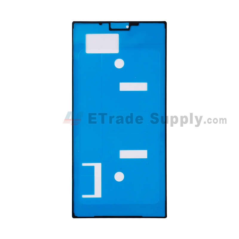 For Sony Xperia XZ Front Housing Adhesive Replacement - Grade S+