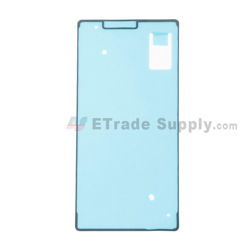 For Sony Xperia Z3 Front Housing Adhesive Replacement - Grade S+