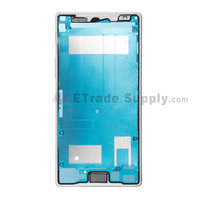 For Sony Xperia Z5 Front Housing Replacement - White - Grade S+
