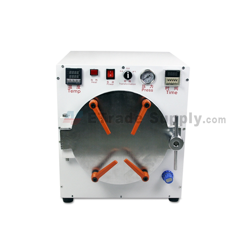For TBK-105 Large Version Autoclave LCD Bubble Remove Machine
