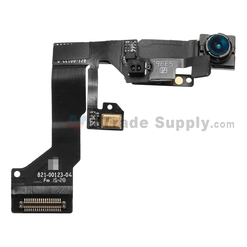 For Apple iPhone 6S Sensor Flex Cable Ribbon with Front Facing Camera Replacement - Grade S+