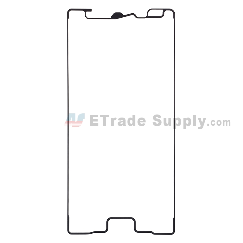 For Sony Xperia Z5 Front Housing Adhesive Replacement - Grade S+