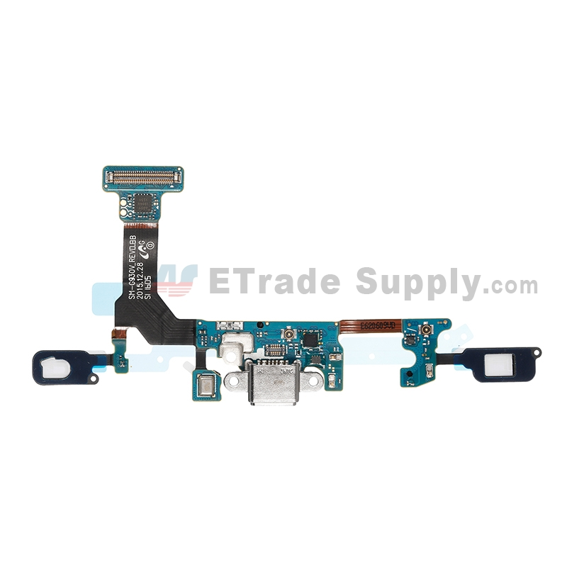 For Samsung Galaxy S7 SM-G930V/G930A Charging Port Flex Cable Ribbon With Sensor Replacement - Grade S+