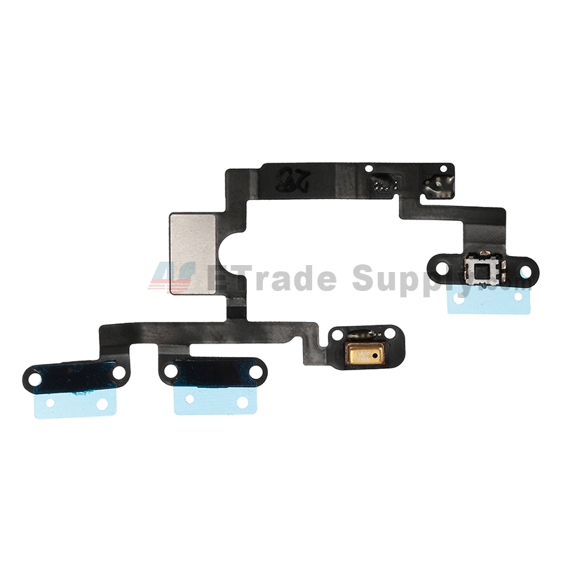 For Apple iPad Mini 4 Power Button Flex Cable Ribbon Replacement - Grade S+