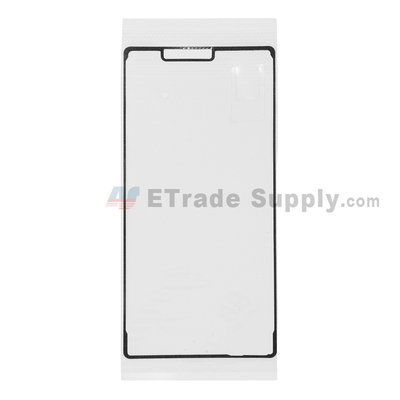 For Sony Xperia Z3 Front Housing Adhesive Replacement - Grade R