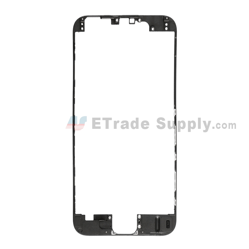 For Apple iPhone 6 Digitizer Frame Replacement - Black - Grade S+