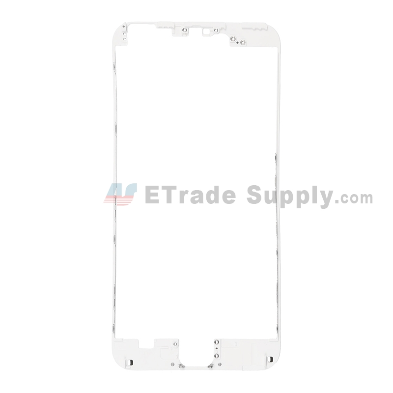 For Apple iPhone 6 Plus Digitizer Frame Replacement - White - Grade S+