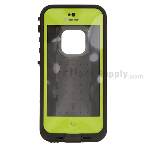 For Apple iPhone 5 Waterproof Protective Case - Green - Grade S+