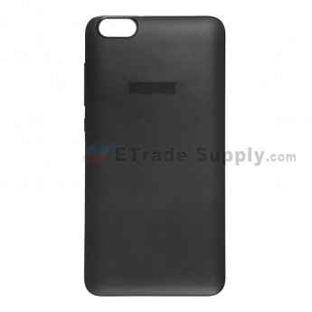 For Huawei Honor 4X Battery Door Replacement - Black - With Logo - Grade S+