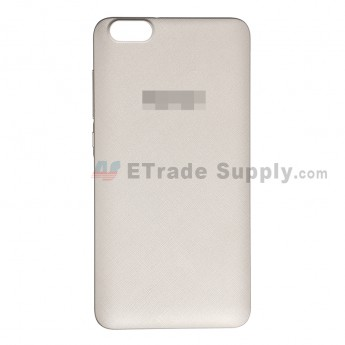 For Huawei Honor 4X Battery Door Replacement - Gold - With Logo - Grade S+
