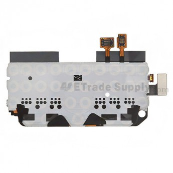 For BlackBerry Porsche Design P'9981 QWERTY Keyboard Flex Cable Ribbon Replacement - Grade S+