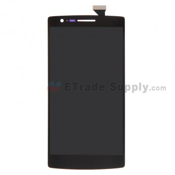 For OnePlus One LCD Screen and Digitizer Assembly Replacement - Black - Without Any Logo - Grade R