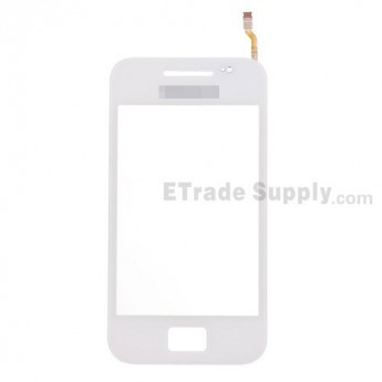 For Samsung Galaxy Ace S5830 Digitizer Touch Screen Replacement - White - Grade S+