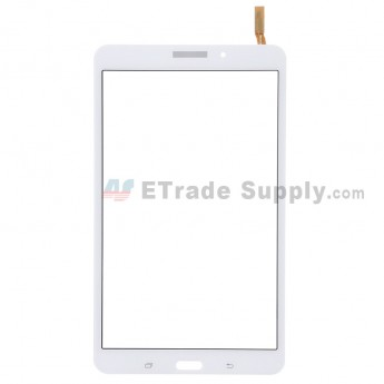 For Samsung Galaxy Tab 4 8.0 Samsung-T330 Digitizer Touch Screen Replacement - White - With Logo - Grade A