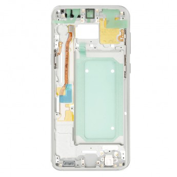 For Samsung Galaxy S8 Plus G955U/G955A/G955V/G955T/G955P/G955F Partition Replacement - Silver - Grade S+