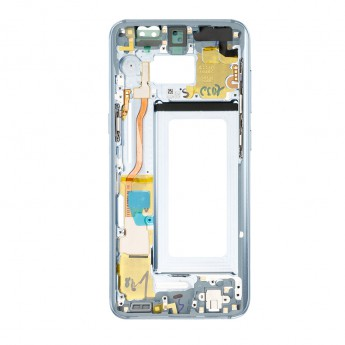 For Samsung Galaxy S8 G950U/G950A/G950V/G950T/G950P Partition Replacement - Blue - Grade S+