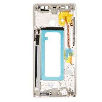 For Samsung Galaxy Note 8 N950U/N950F/N950FD/N950W/N950N Partition Replacement - Gold - Grade S+