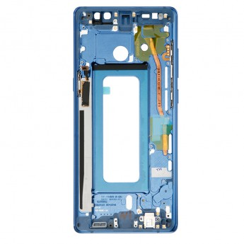 For Samsung Galaxy Note 8 N950U/N950F/N950FD/N950W/N950N Paitition Replacement - Blue - Grade S+