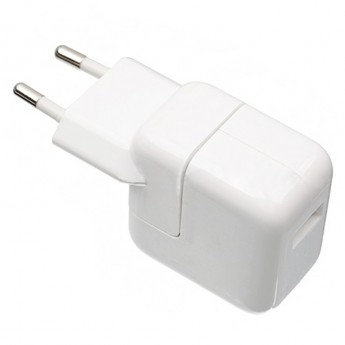 For Apple iPad Series Charger Replacement (Eur Plug, 12W) - Grade S+