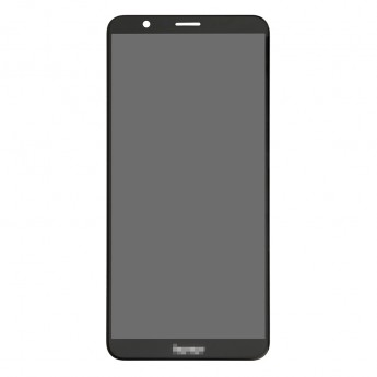 For Huawei Honor 7X LCD Screen and Digitizer Assembly Replacement - Black - Grade S+