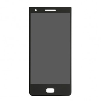 For BlackBerry Motion LCD Screen and Digitizer Assembly Replacement - Black - Without Logo - Grade S+