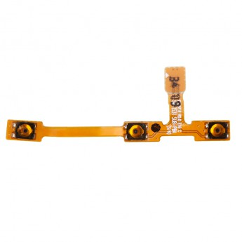 For Samsung Galaxy Tab 4 10.1 SM-T530 Power Button and Volume Button Flex Cable Ribbon Replacement - Grade S+