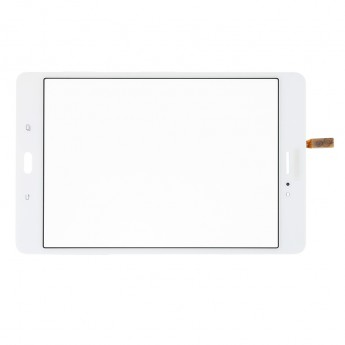 For Samsung Galaxy Tab A 8.0 T355 Digitizer Touch Screen Replacement - White - With Logo - Grdae S+