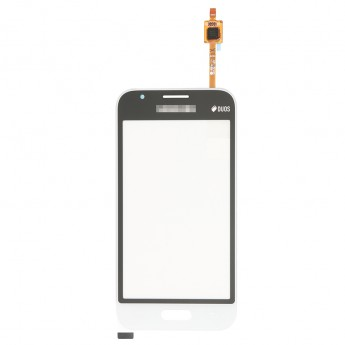 For Samsung Galaxy J1 Mini Prime SM-J106 Digitizer Touch Screen Replacement - White - With Logo - Grade S+