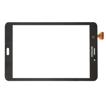 For Samsung Galaxy Tab A 8.0 (2017) SM-T385 Digitizer Touch Screen Replacement - Black - With Logo - Grade S+