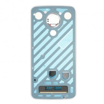 For Motorola Moto Z Play XT1635-02 Rear Housing with Adhesive Replacement - Grade S+
