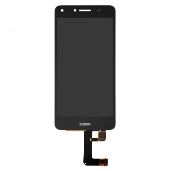 For Huawei Y5 Ⅱ/ Honor Play 5 LCD Screen and Digitizer Assembly Replacement - Black - With Logo - Grade S+