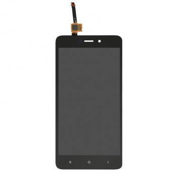 For Xiaomi Redmi 4A LCD Screen and Digitizer Assembly Replacement - Black - Without Logo - Grade S+