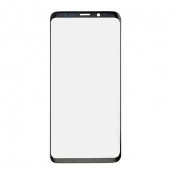 For Samsung Galaxy S9 Plus Series Glass Lens Replacement - Black - Without Logo - Grade S+