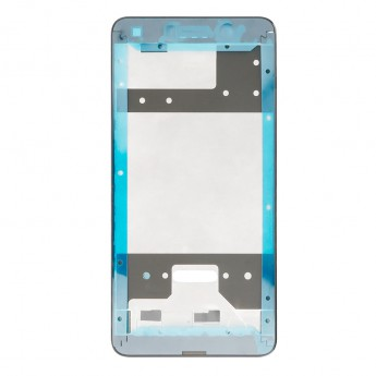 For Huawei Y7 2017 Front Housing Replacement - Black - Grade S+