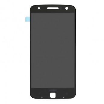 For Motorola Moto Z Power LCD Screen and Digitizer Assembly Replacement - Black - Grade S+